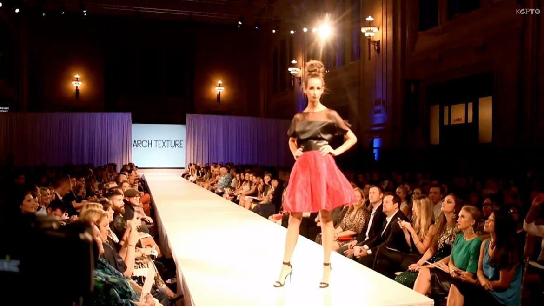 architexture fashion show