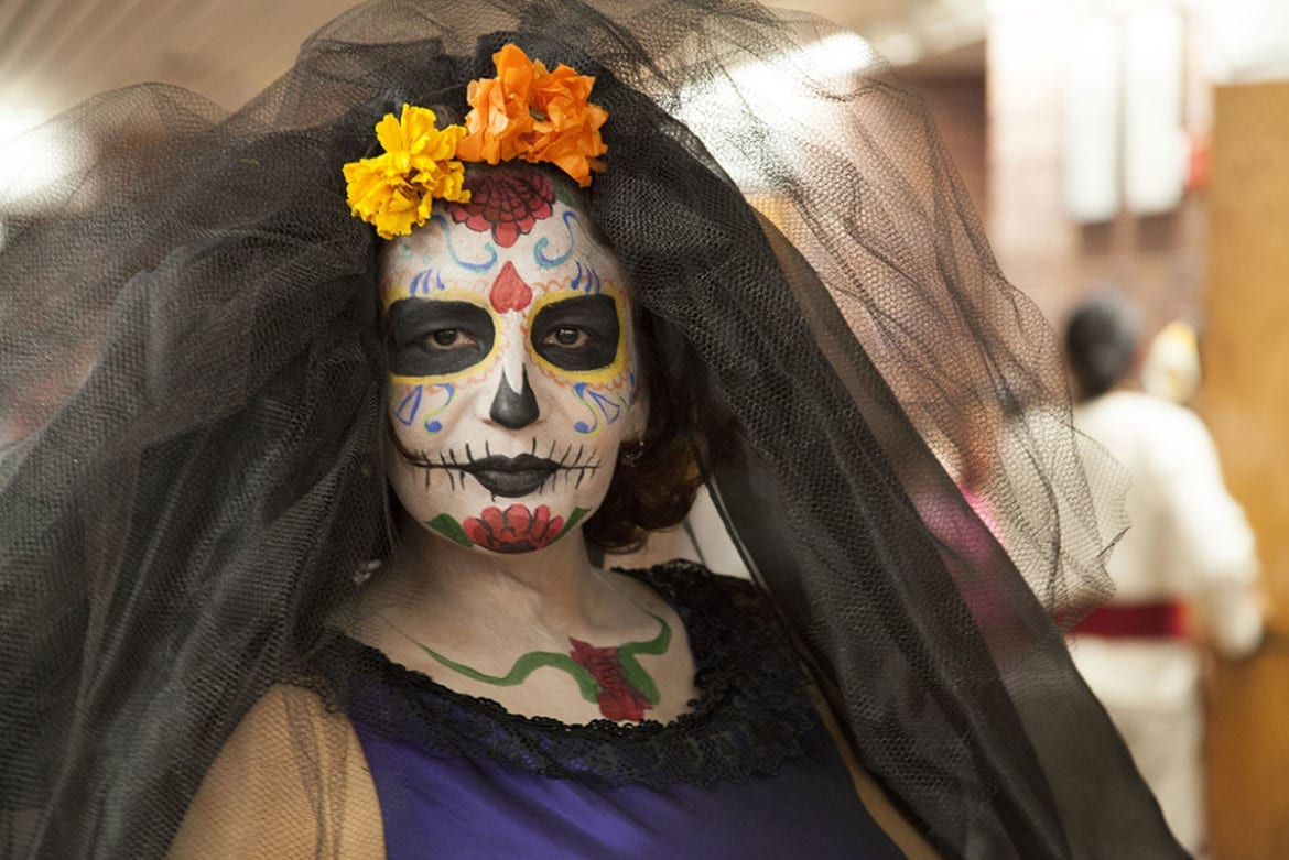 maria munoz west wyandotte library spanish language associate as la catrina a recognized symbol for the day of the dead in latin america