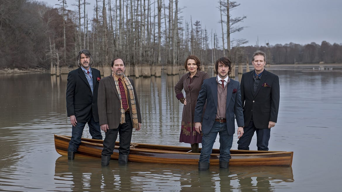 While not nominated for Monday's telecast, the three-time Grammy nominees The Steeldrivers are at the Folly this weekend. (Credit: Robert Rausch)
