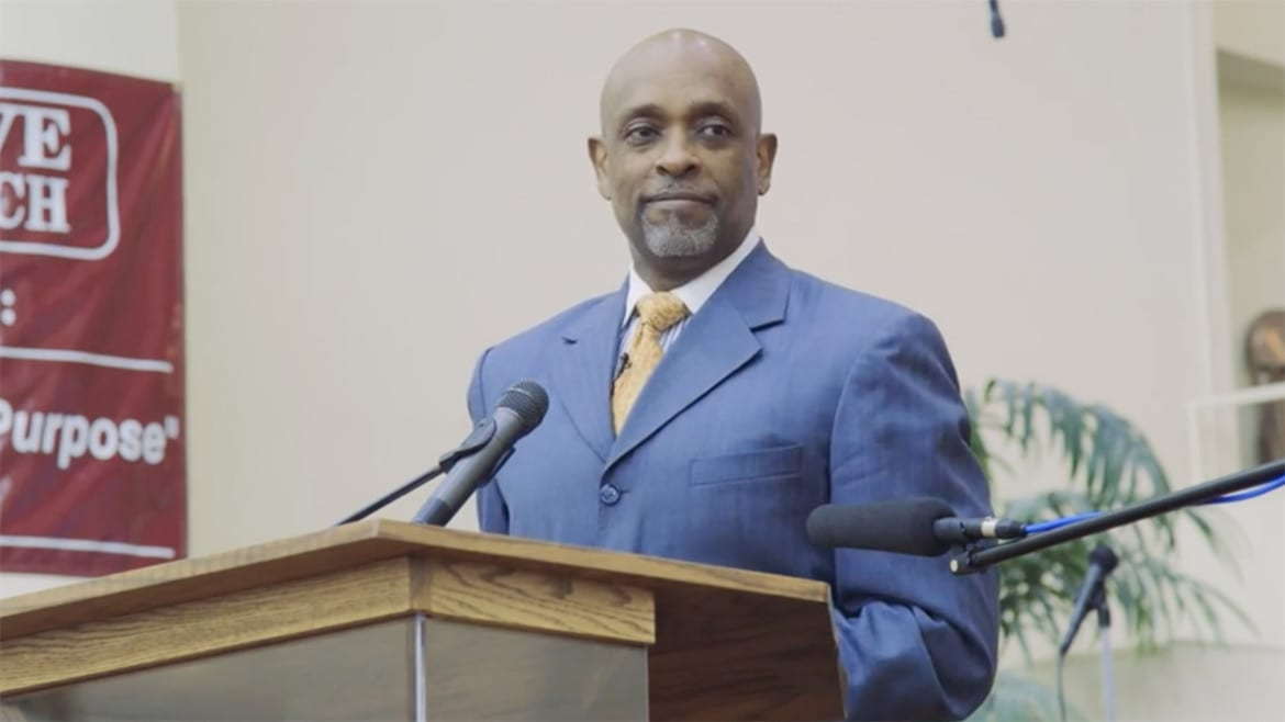 Pastor Michael Brooks