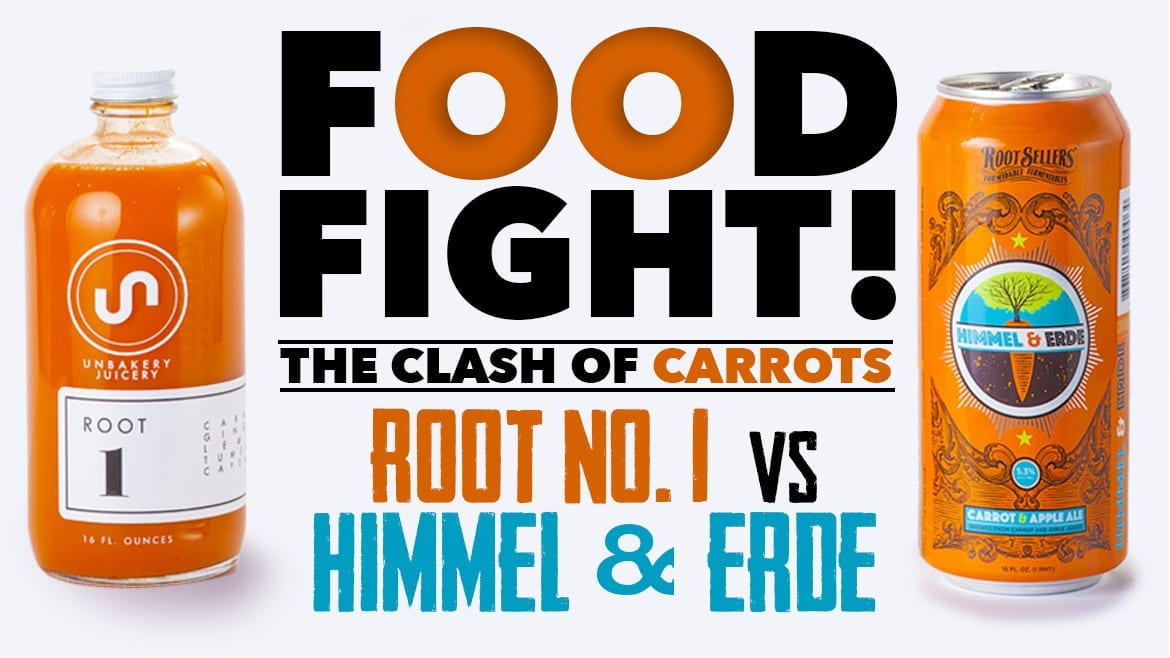 title image for Food Fight graphic