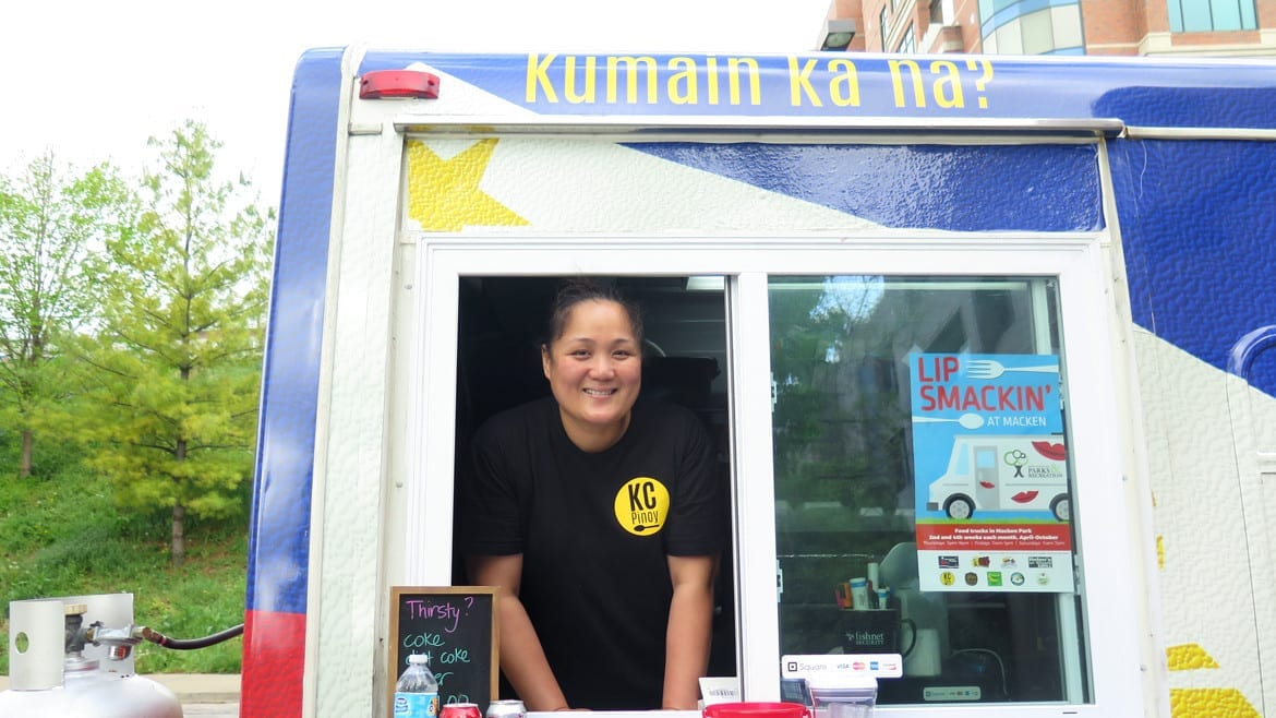 KC Pinoy and owner Chrissy Nucum