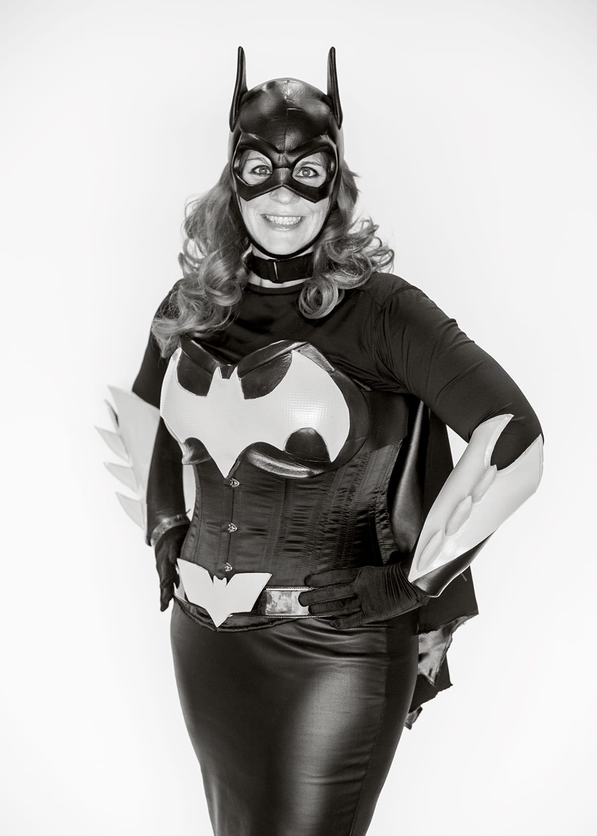 Anita Holmes Batgirl/Barbara Gordon