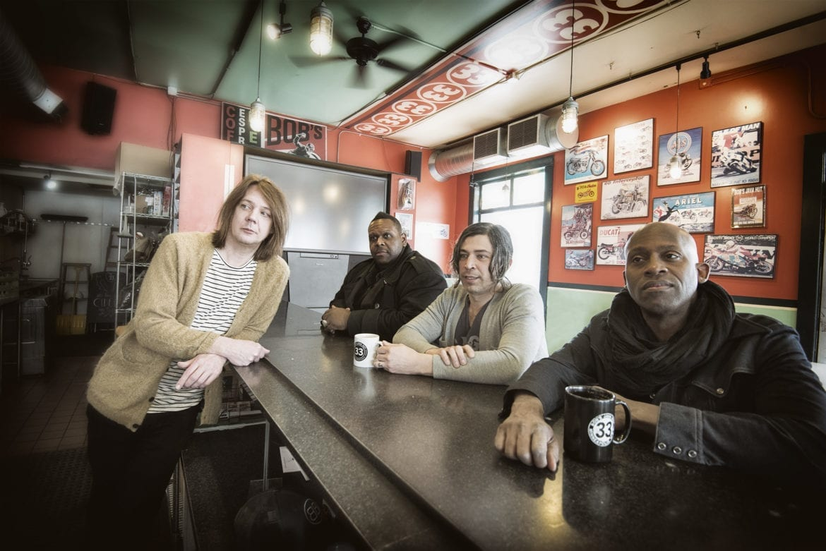Members of Alternative Rock band Soul Asylum