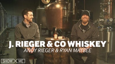 Show Me | J. Rieger & Co. Whiskey