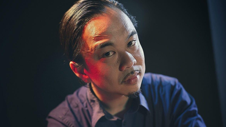 Portrait of local artist, Vi Tran. Photo by Jim Barcus