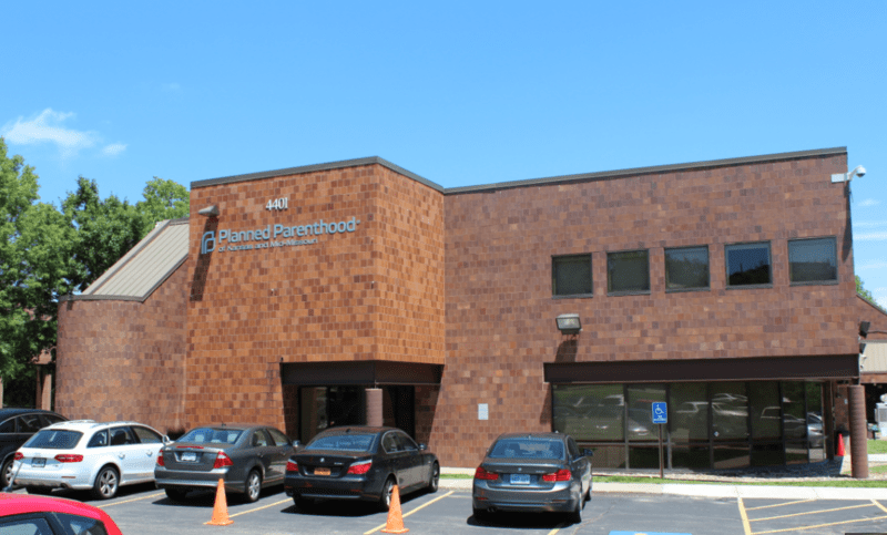 planned parenthood administrative offices