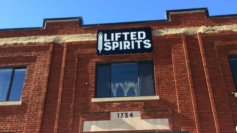 Lifted Spirits Distillery