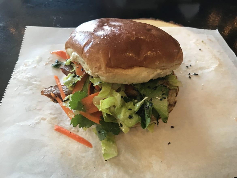 A sandwich.