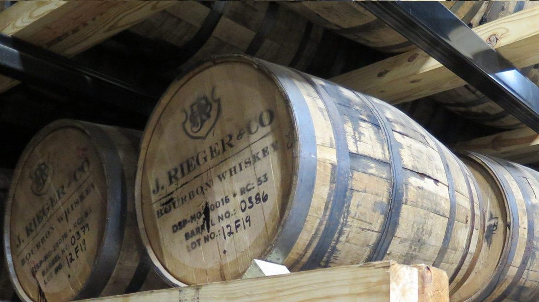 J. Rieger & Co. barrels