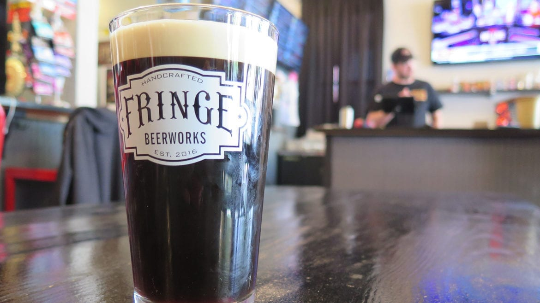 Fringe Beerworks' Madame X