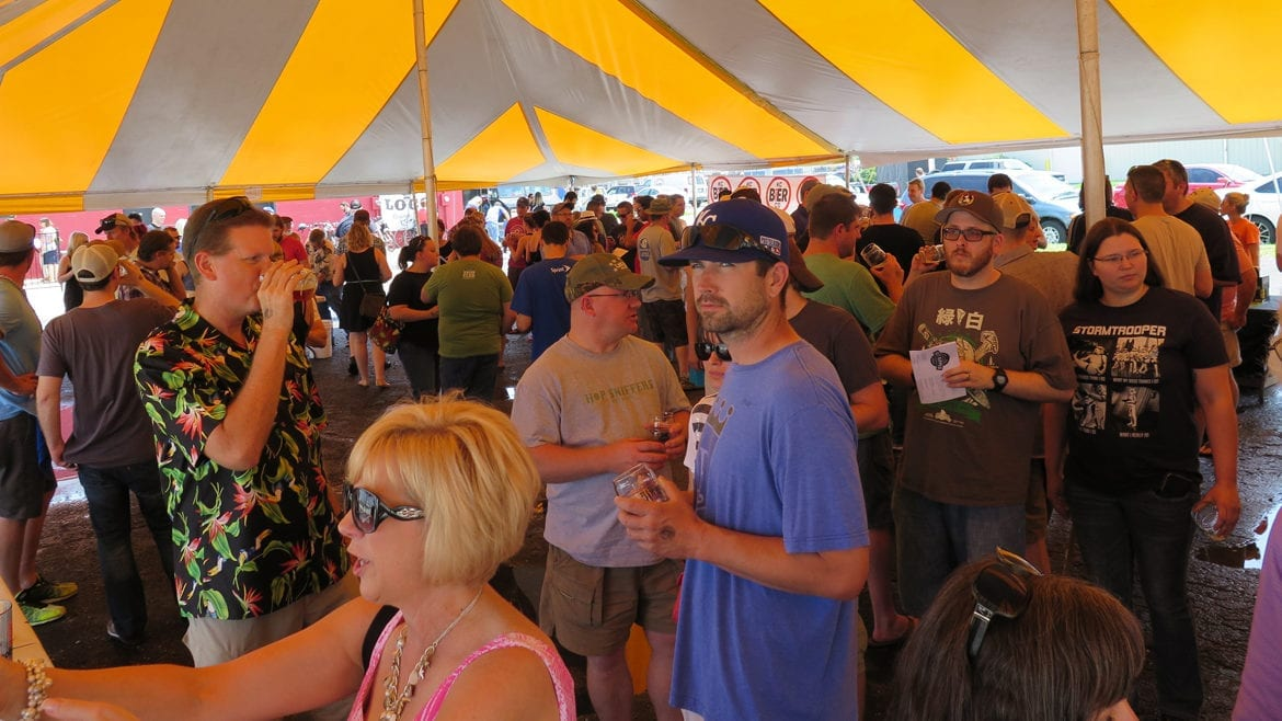 Big Rip Brewing Co.'s Get Ripped Festival