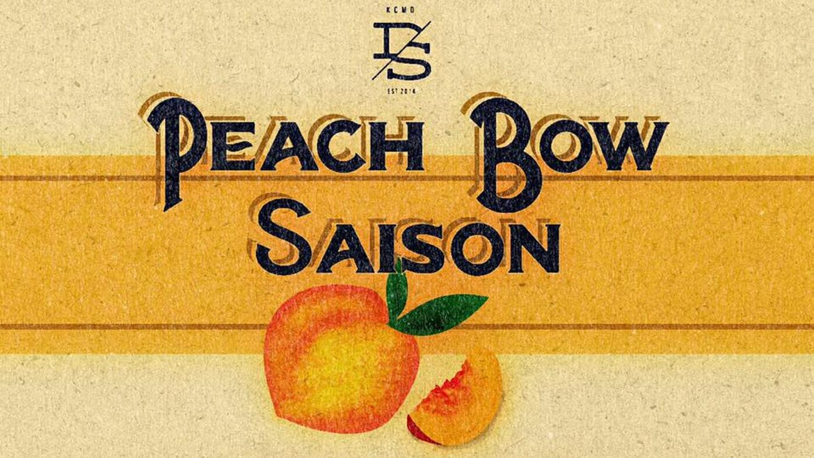 Peach Bow Saison