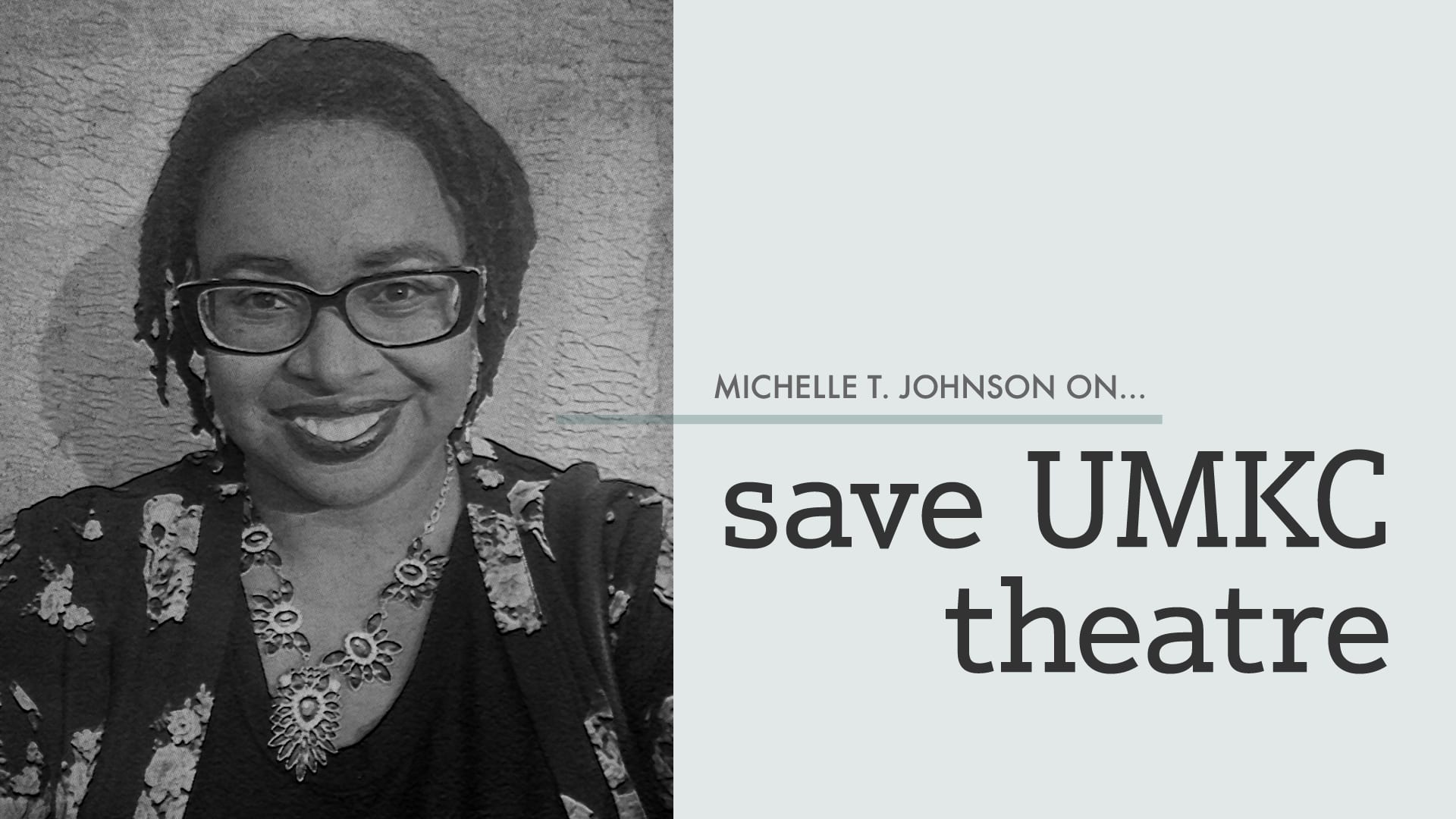 cover image for Michelle T. Johnson