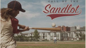Heed The Call of The Sandlot