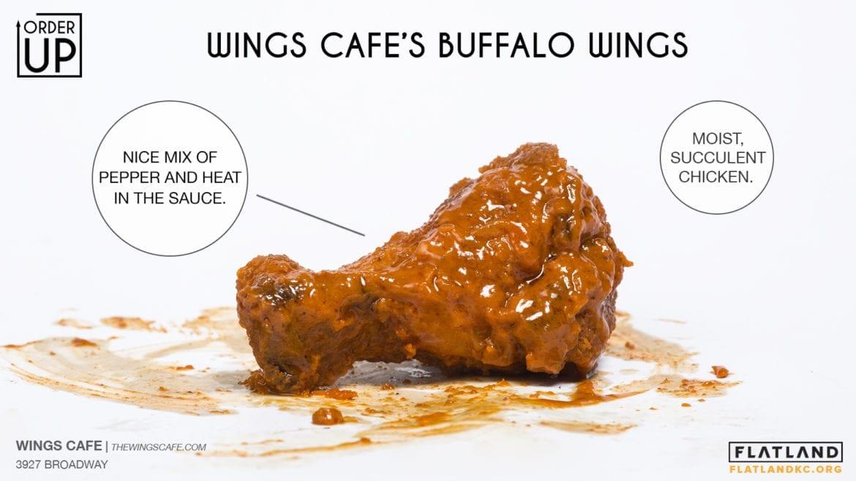wings cafe buffalo wings