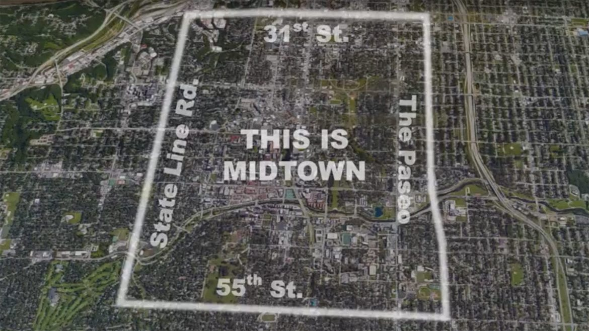 Midtown defined geographically