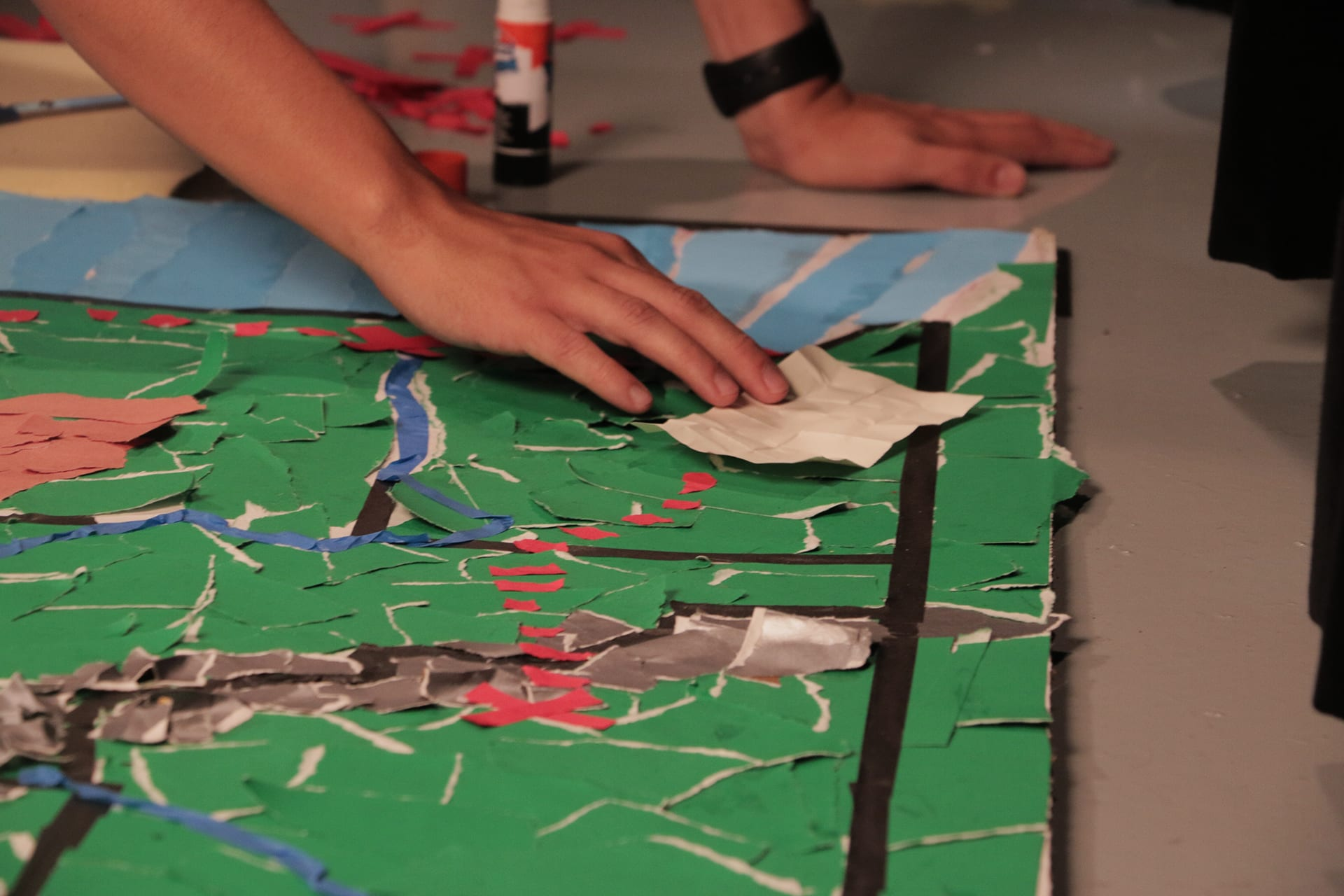 stop motion behind the scenes