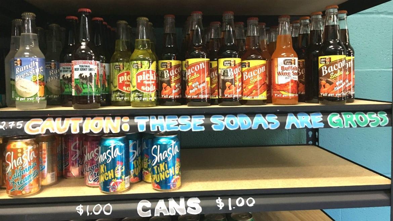 gross sodas
