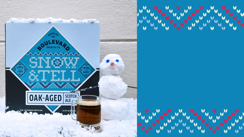 Boulevard's Snow & Tell