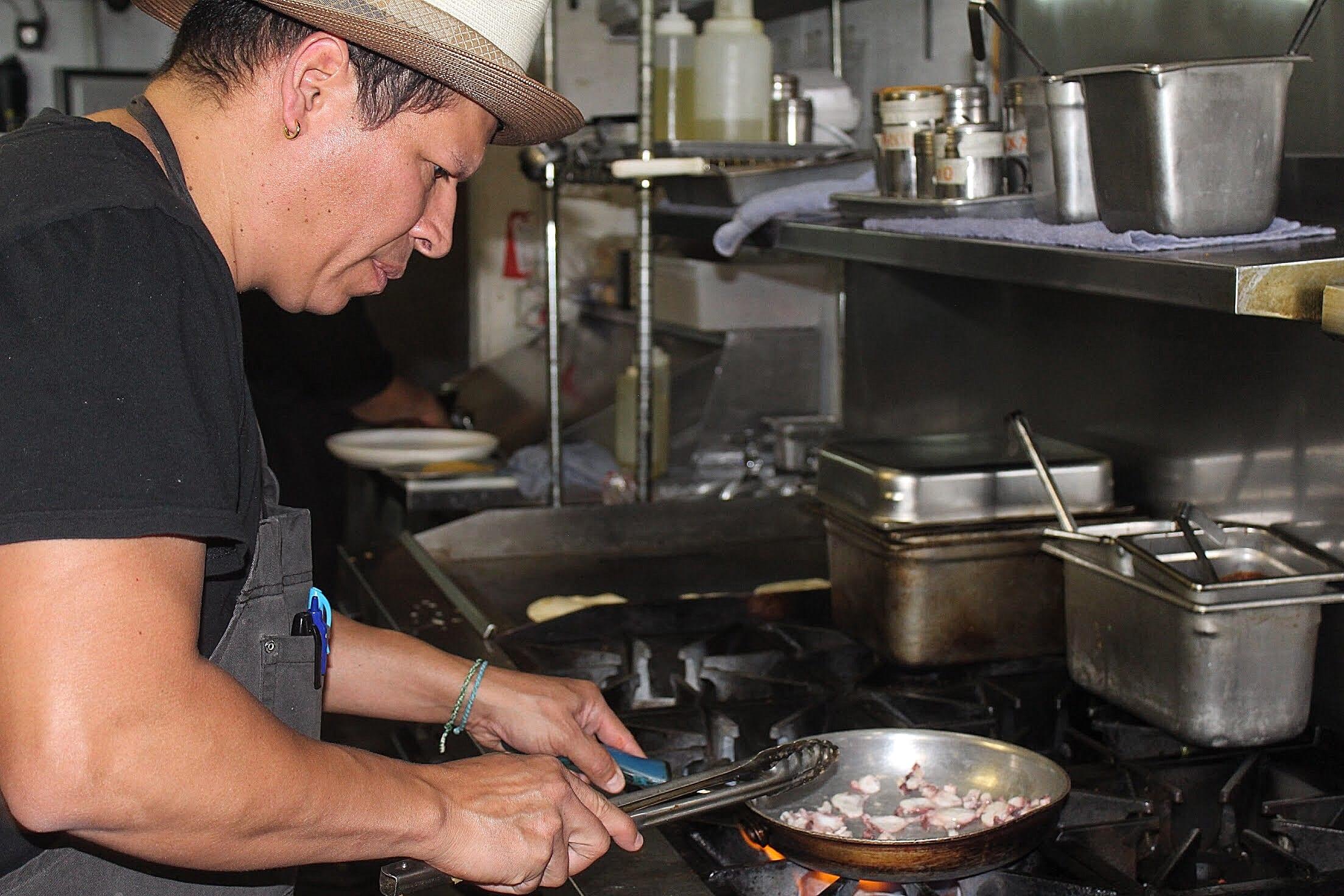 Chef Carlos Falcon