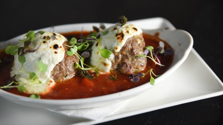 Tavernonna's Nonna's Brisket Meatballs