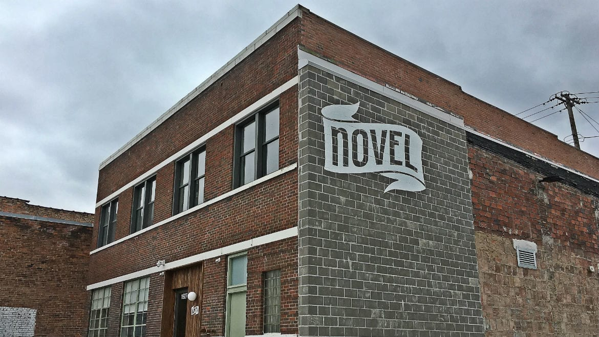 Novel, which was previously located on the West Side, has moved to the Crossroads.