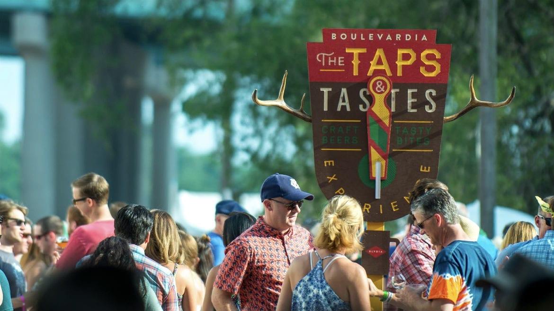 Boulevardia's Taps & Tastes
