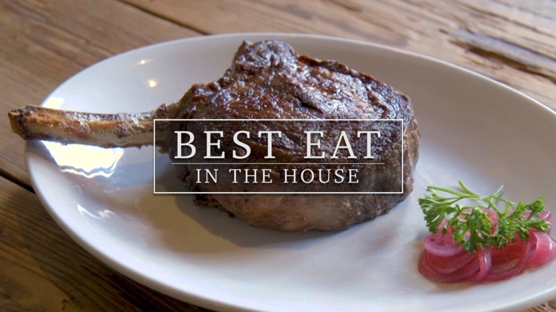 Anton's Taproom steak