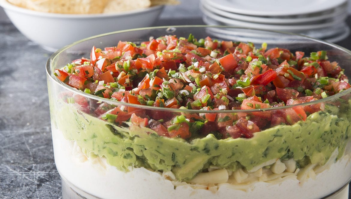 ultimate seven layer dip recipe