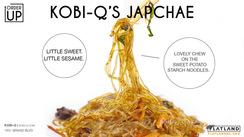 Kobi-Q's Japchae