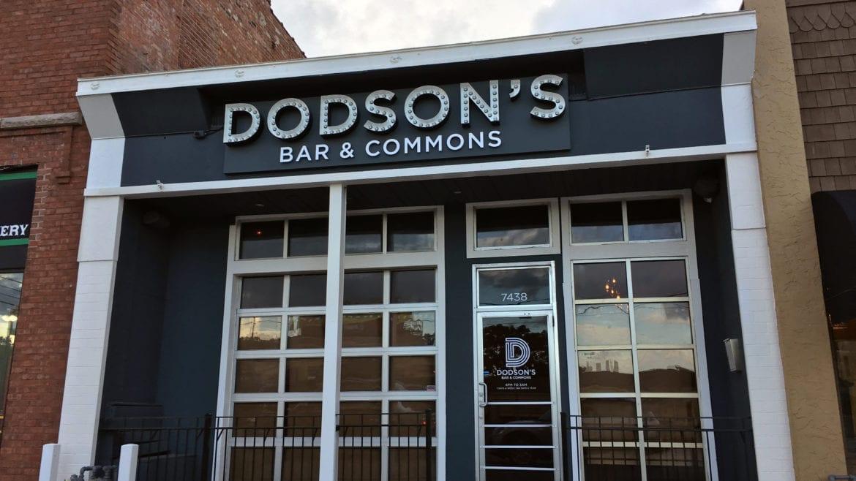Dodson's Bar & Commons
