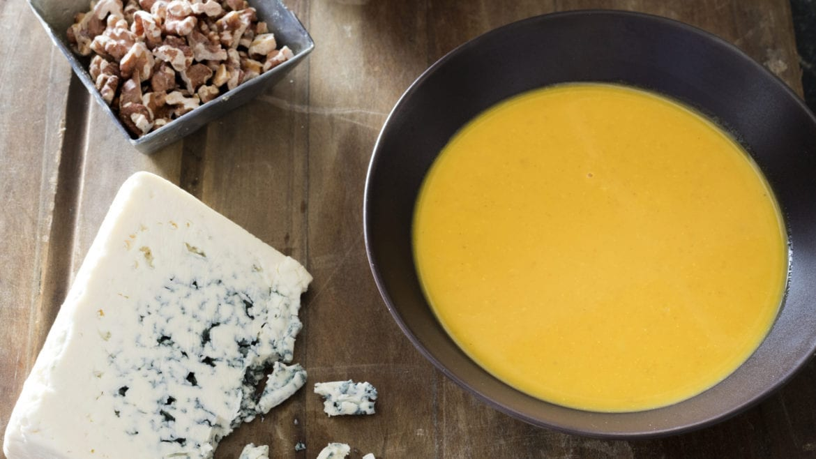 America's Test Kitchen recipe for 11th-hour harvest pumpkin soup