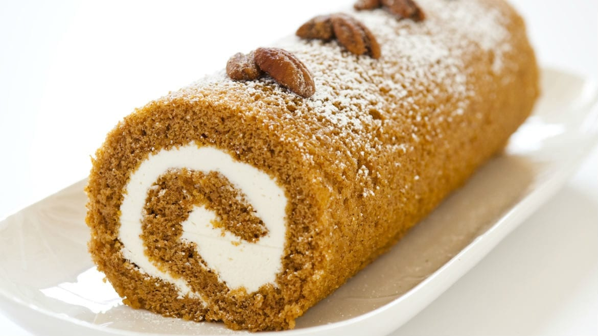 America's Test Kitchen pumpkin roll recipe