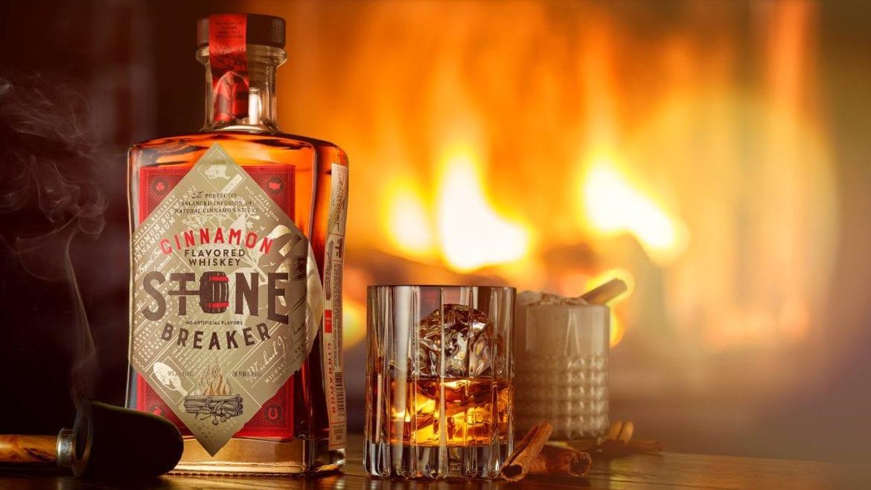 Cinnamon Stone Breaker from Restless Spirits Distilling Co.