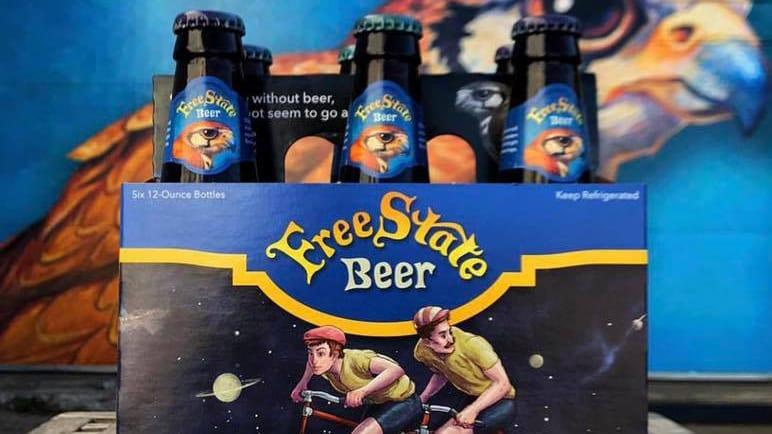 Free State Brewing Co.'s Breakaway IPA