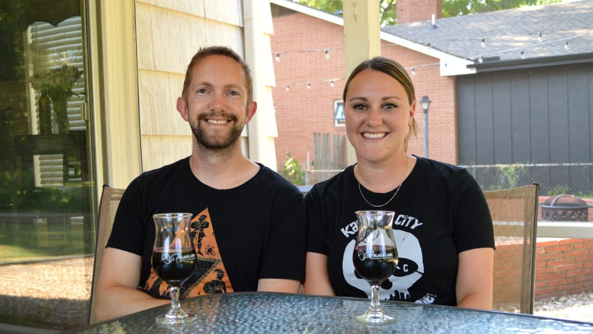 Carl and Julie Hinchey are the husband-and-wife duo behind Black Labs Craft Meadery