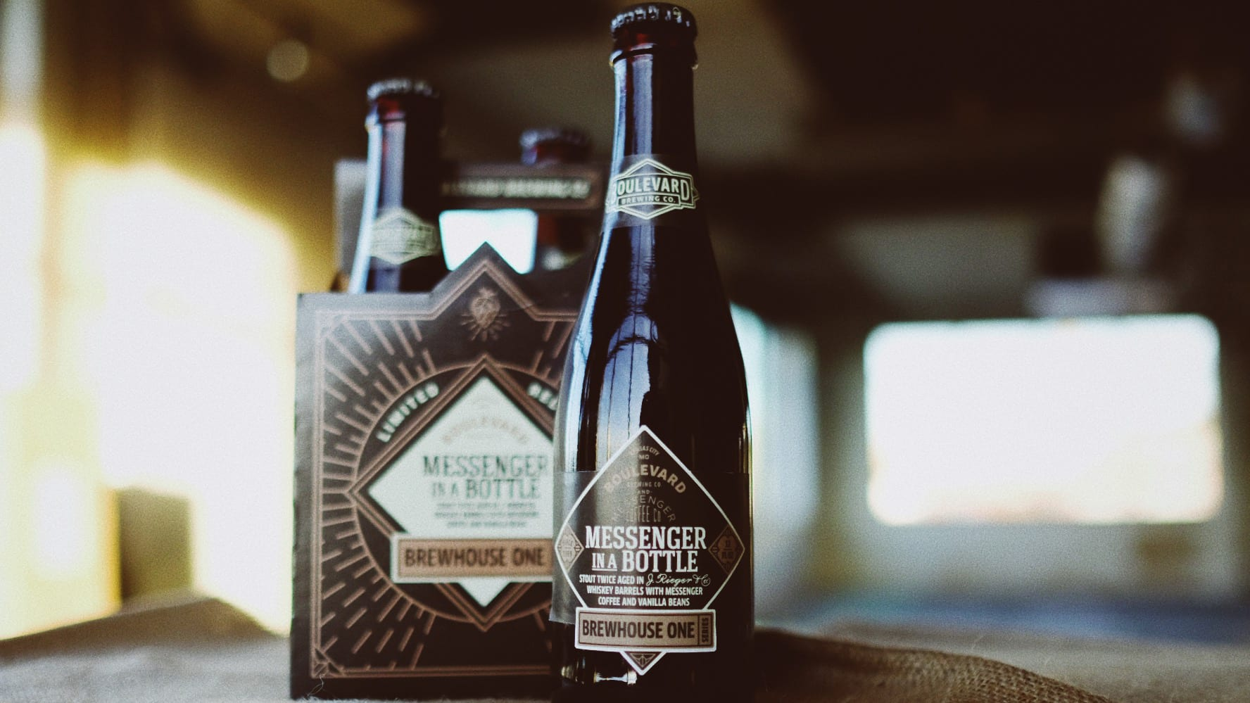 Boulevard Brewing Co. releases Messenger in a Bottle