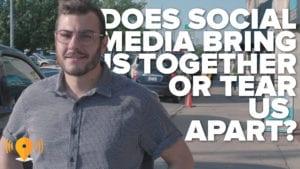 Does Social Media Bring Us Together or Tear Us Apart?