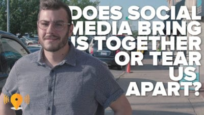 Does Social Media Bring Us Together or Tear Us Apart?