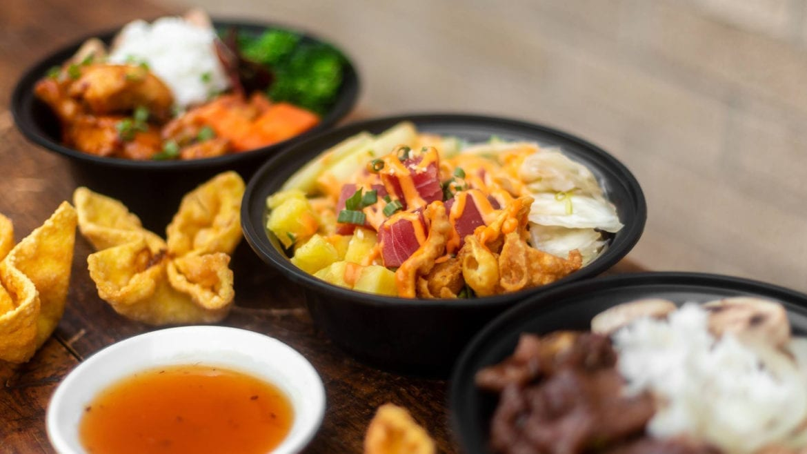 Ni Hao Fresh is a new poke and stir fry bowl concept