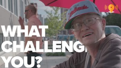 What Challenges You?