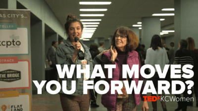What Moves You Forward? | Susan, Milan and Becky