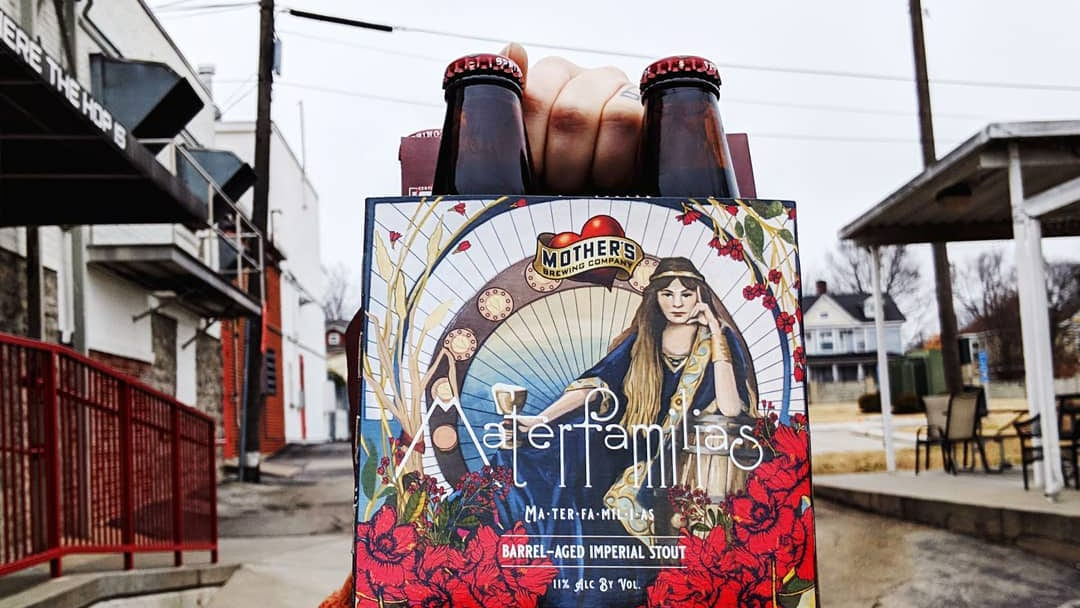 Mother's Brewing Co.'s Materfamilias