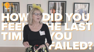 How Did You Feel the Last Time You Failed?