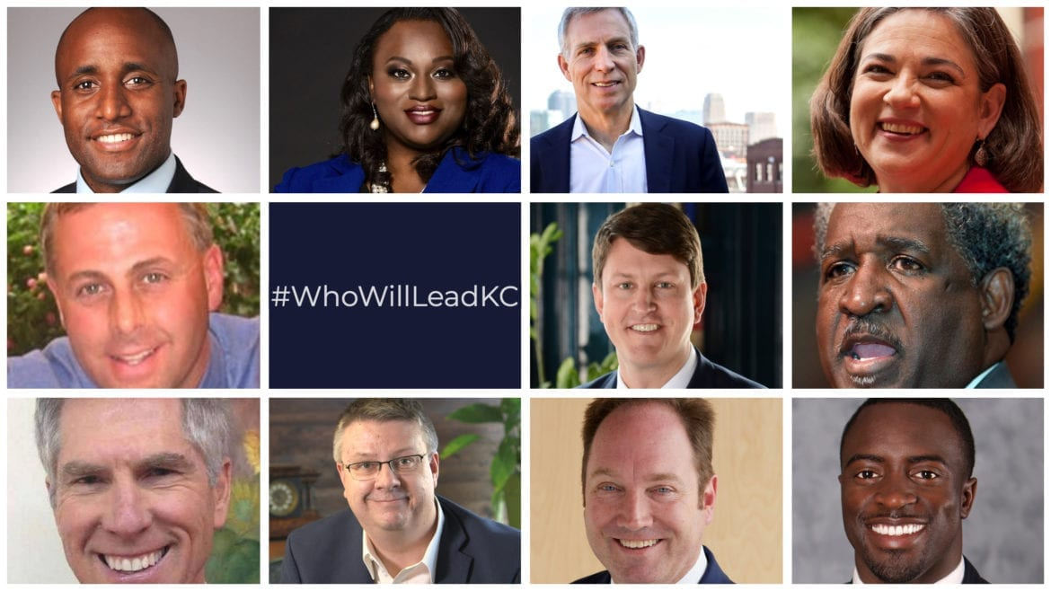 KC mayoral candidates