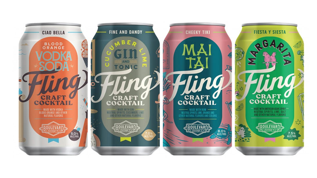 Boulevard Brewing Co Thinks It Can Make A Splash With Craft Cocktails