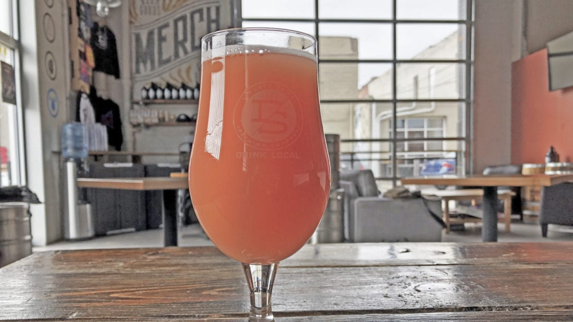 Double Shift Brewing Co.'s Trampled Rose