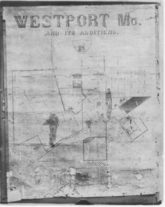 Westport map