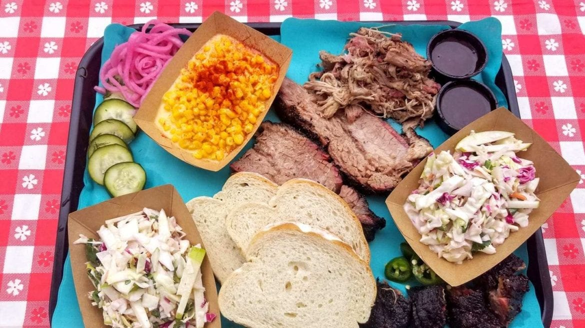 Harp Barbecue is a new barbecue spot